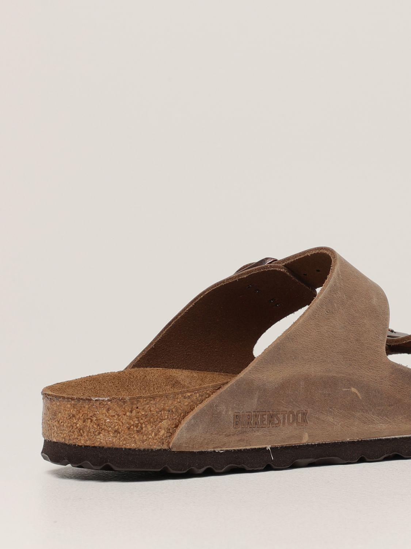 Sandalias Birkenstock: Zapatos hombre Birkenstock cuero 3