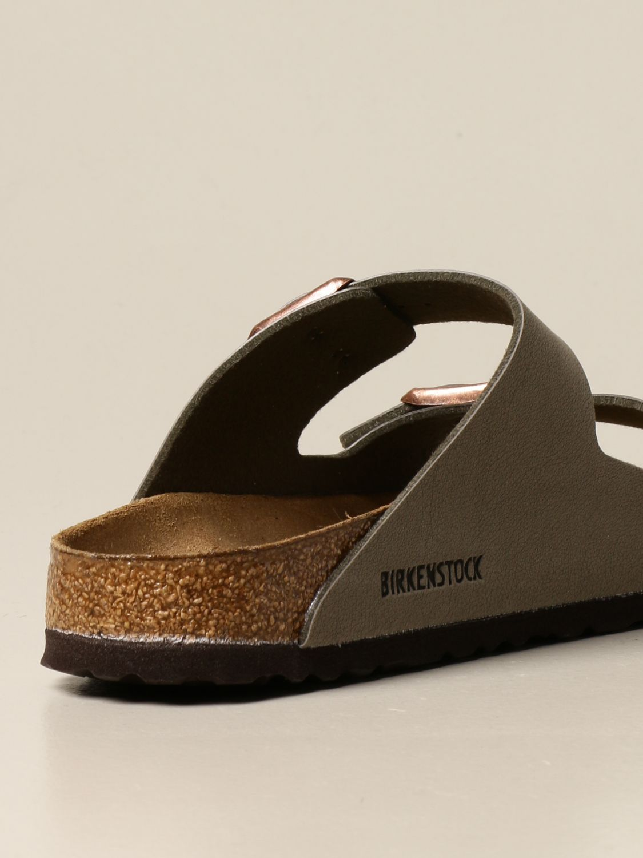 Sandals Birkenstock: Shoes men Birkenstock grey 3