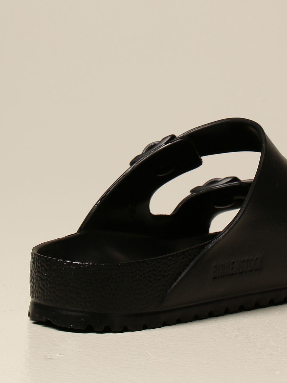Sandals Birkenstock: Shoes men Birkenstock black 3