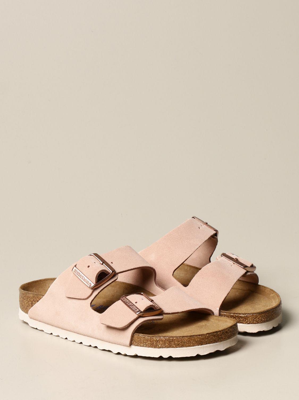 Sandales Birkenstock: Chaussures homme Birkenstock rose 2