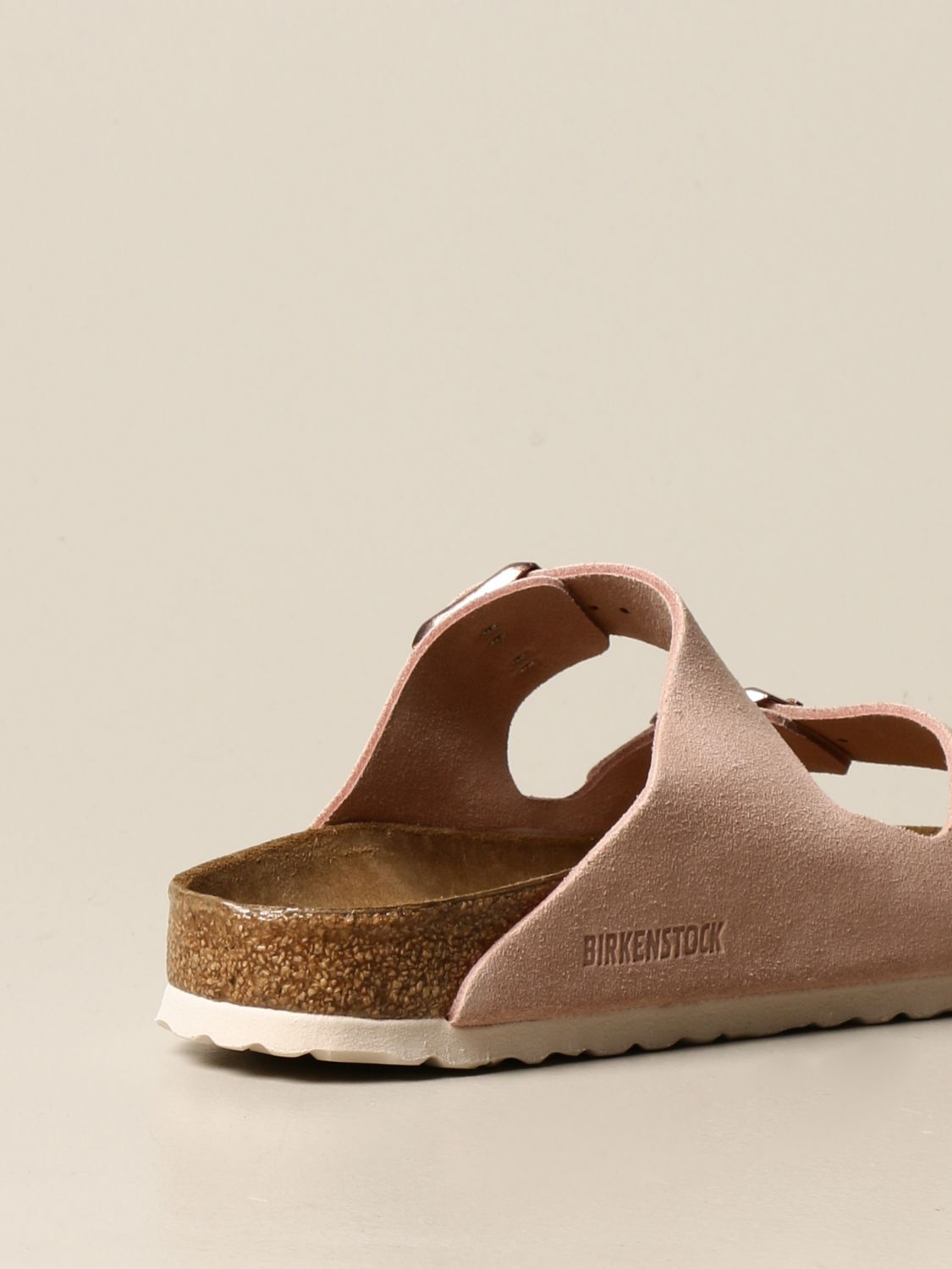 Sandals Birkenstock: Shoes men Birkenstock pink 3