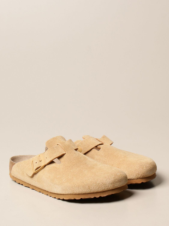 Shoes Birkenstock: Shoes men Birkenstock beige 2