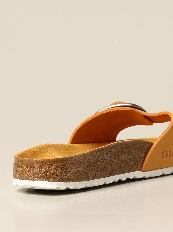 Сандалии Birkenstock: Обувь Мужское Birkenstock желтый 3