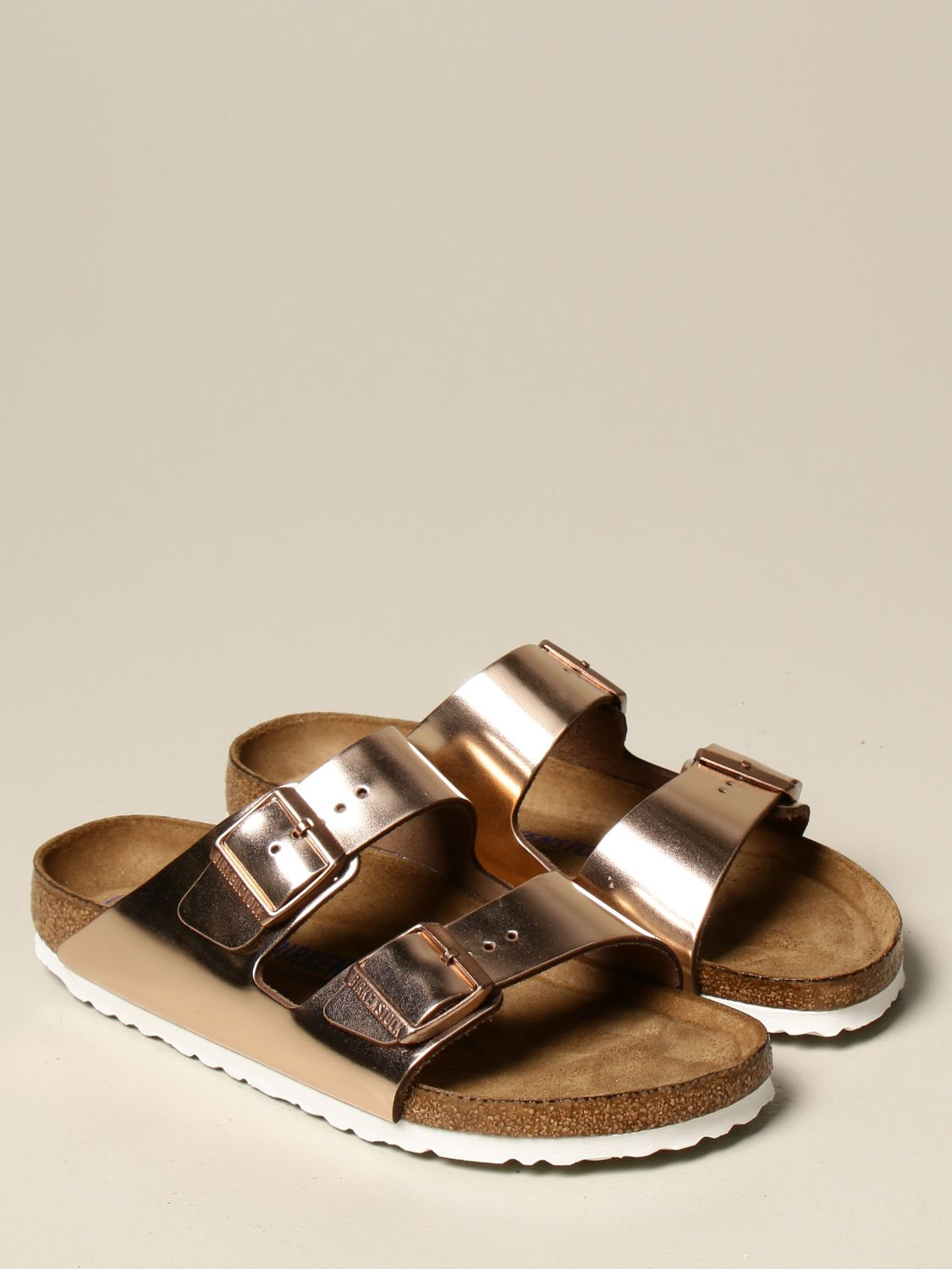 Sandals Birkenstock: Shoes men Birkenstock pink 2