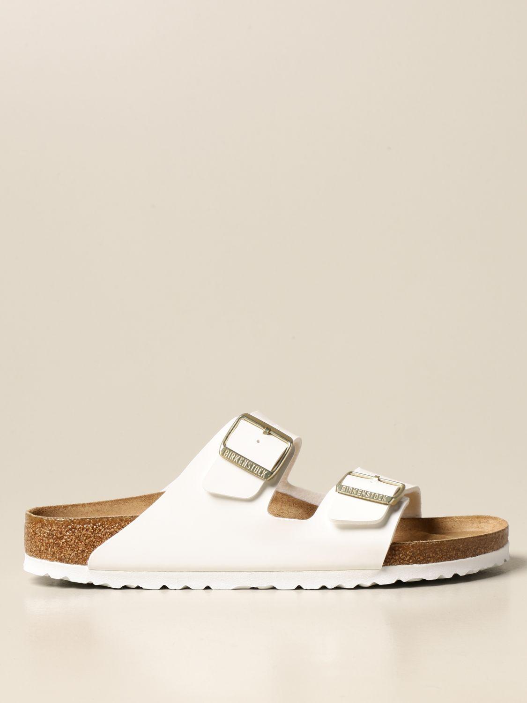 Обувь Birkenstock: Обувь Мужское Birkenstock белый 1