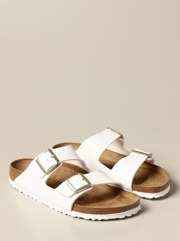 Обувь Birkenstock: Обувь Мужское Birkenstock белый 2