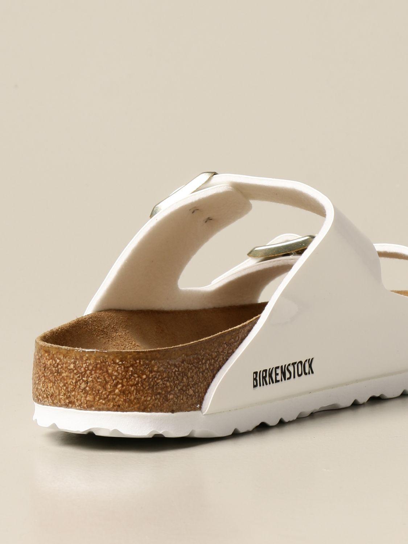 Обувь Birkenstock: Обувь Мужское Birkenstock белый 3