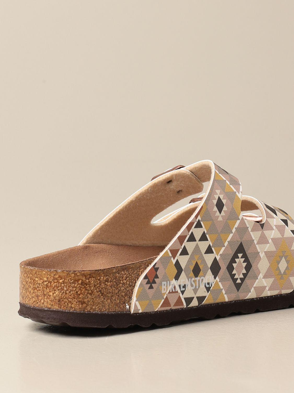Sandals Birkenstock: Shoes men Birkenstock beige 3
