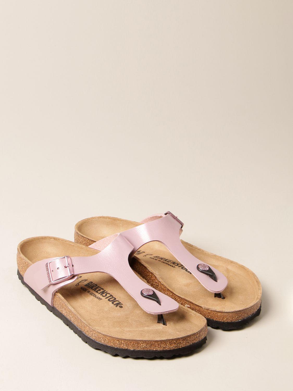 Sandals Birkenstock: Shoes men Birkenstock lilac 2