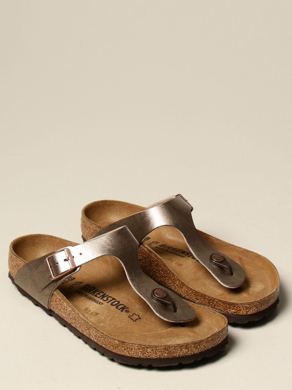 Sandals Birkenstock: Shoes men Birkenstock leather 2