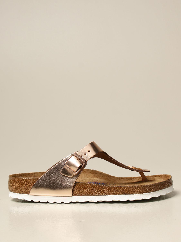 Shoes Birkenstock: Shoes men Birkenstock bronze 1