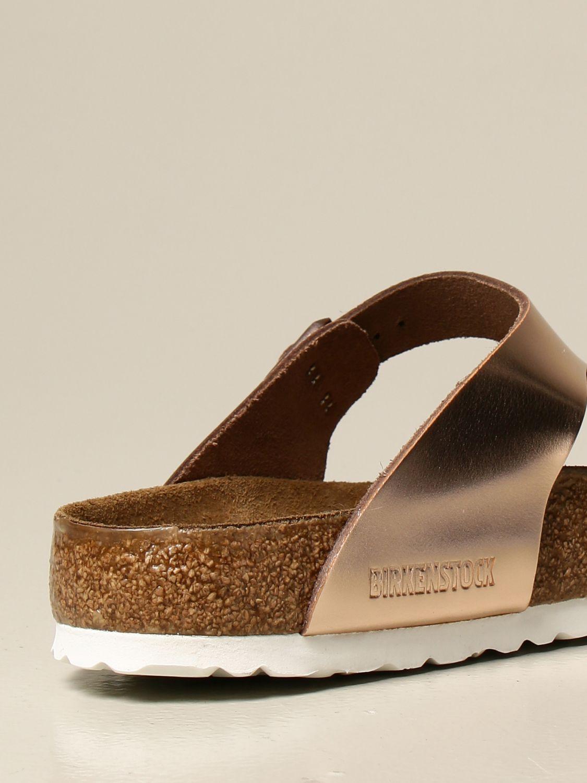 Shoes Birkenstock: Shoes men Birkenstock bronze 3