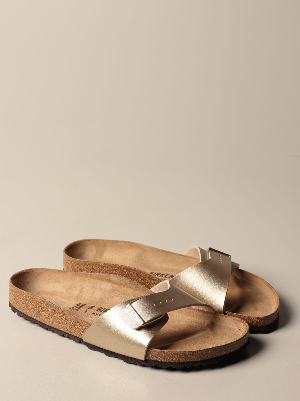 Sandals Birkenstock: Shoes men Birkenstock gold 2