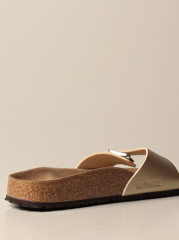 Sandals Birkenstock: Shoes men Birkenstock gold 3