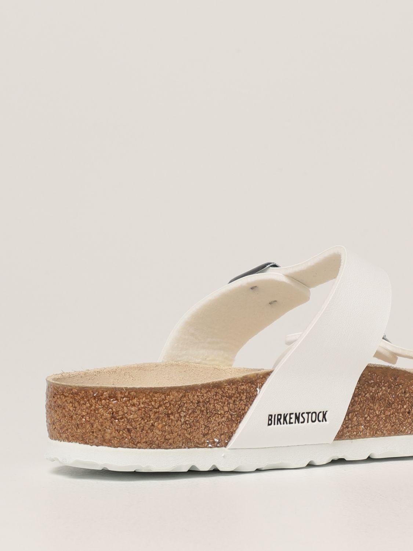 凉鞋 Birkenstock: 鞋 男士 Birkenstock 白色 3