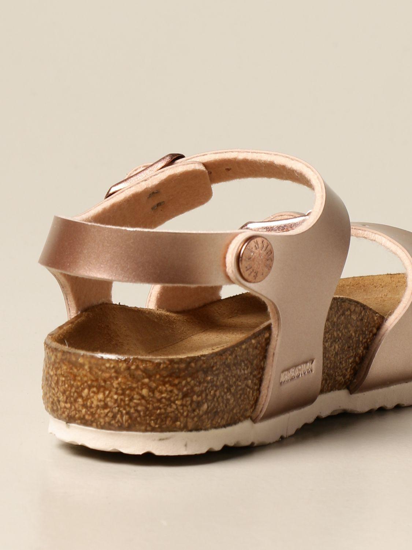 鞋履 Birkenstock: Rio Birkenstock 拖鞋凉鞋 青铜色 3