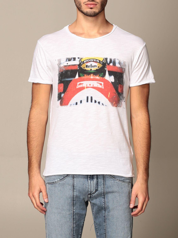 Camiseta 1921: Camiseta hombre 1921 blanco 1