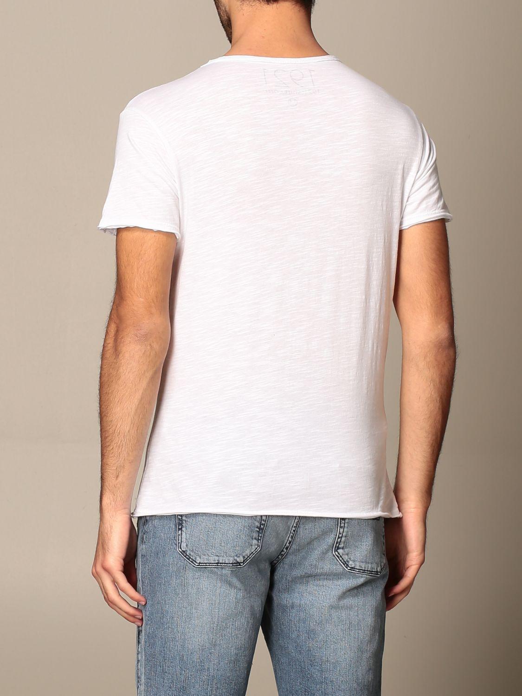 Camiseta 1921: Camiseta hombre 1921 blanco 2