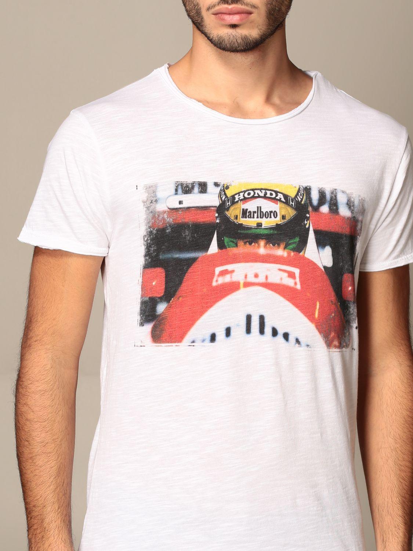 Camiseta 1921: Camiseta hombre 1921 blanco 3