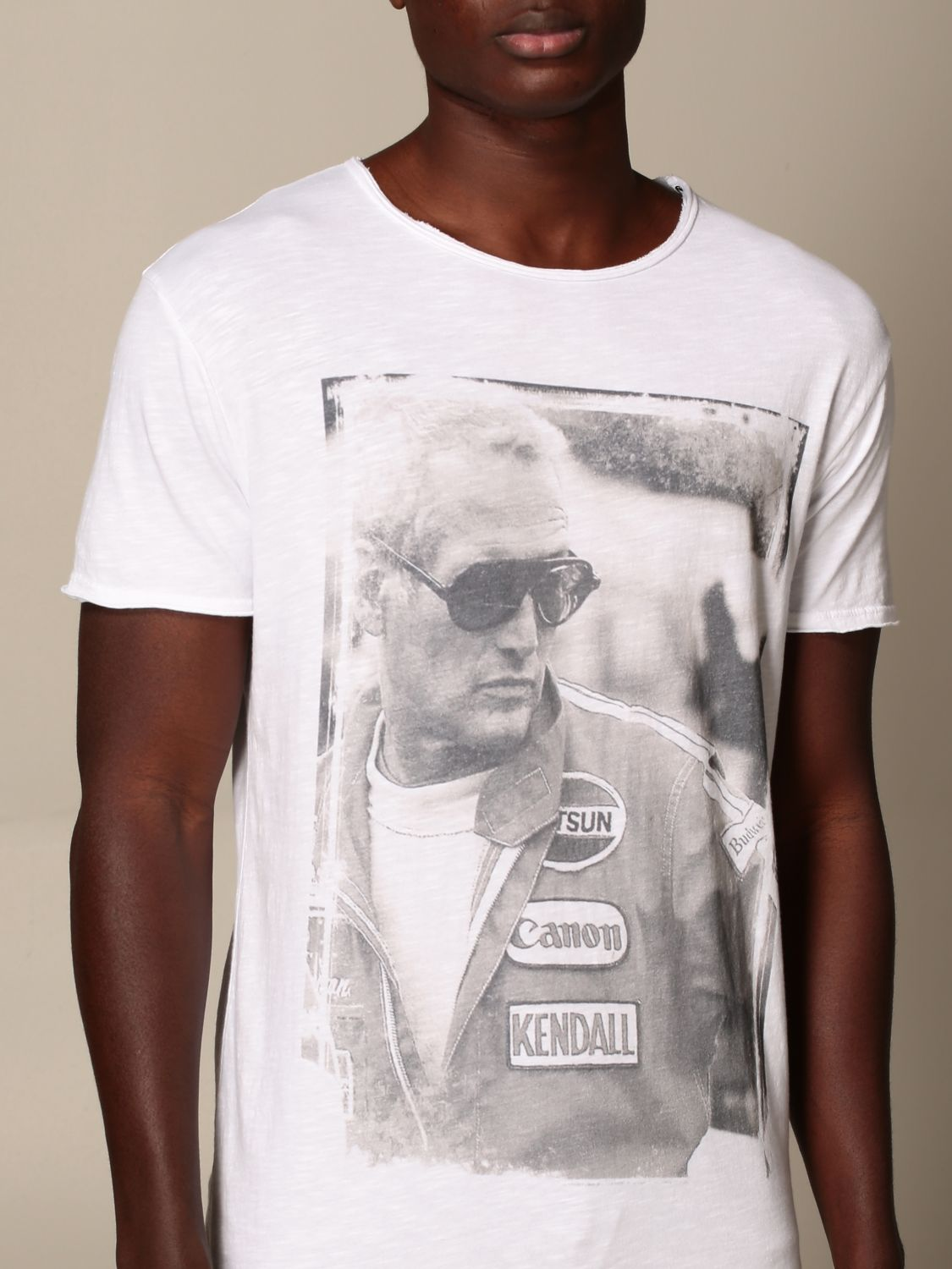 T-shirt 1921: 1921 T-shirt with front print white 3