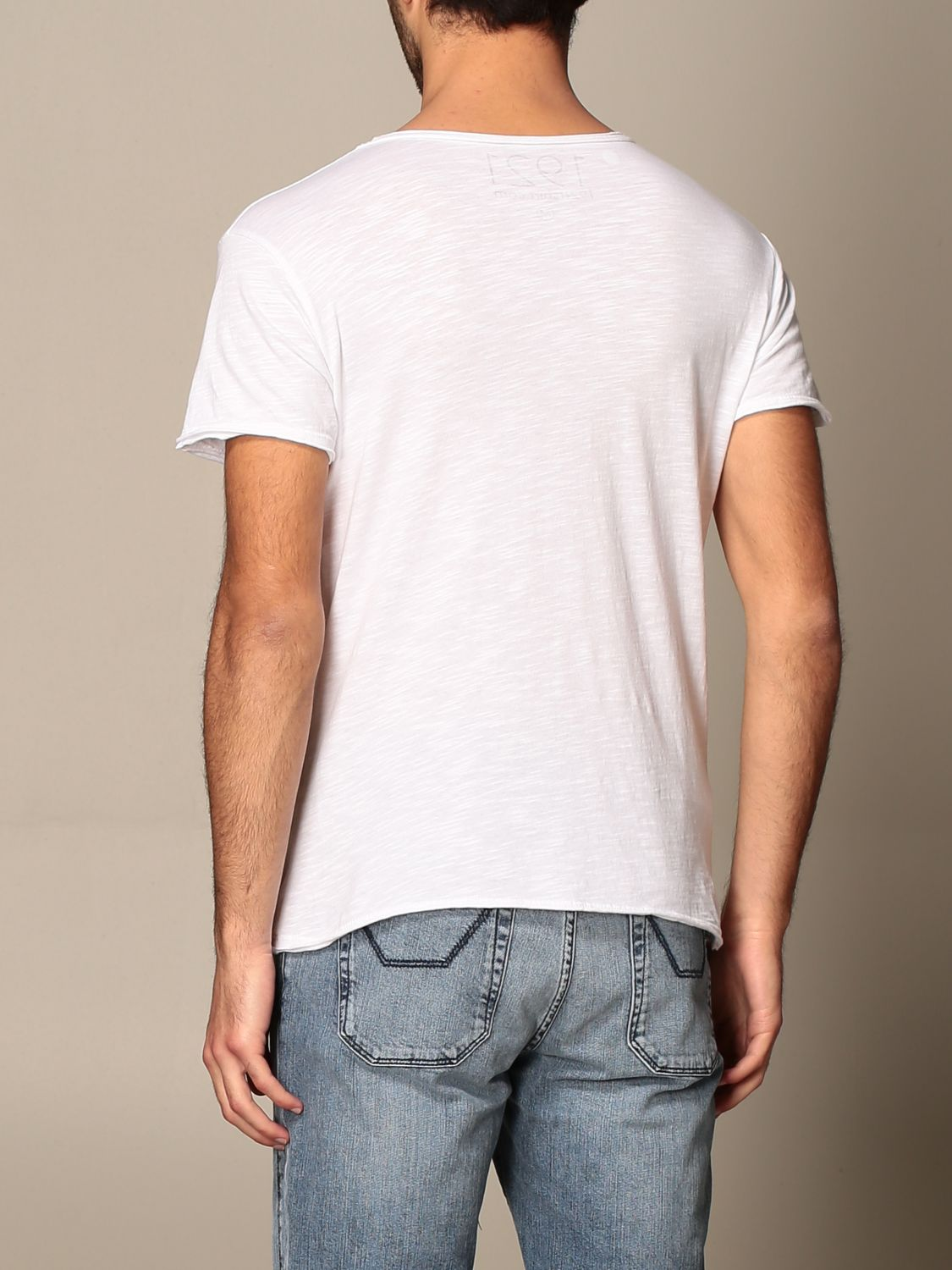 T-shirt 1921: 1921 T-shirt with front print white 2