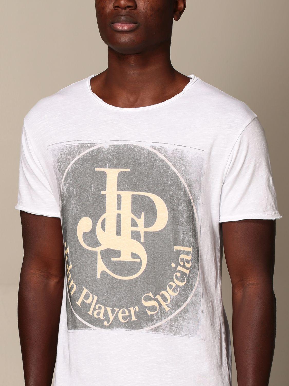 T-shirt 1921: T-shirt homme 1921 blanc 3
