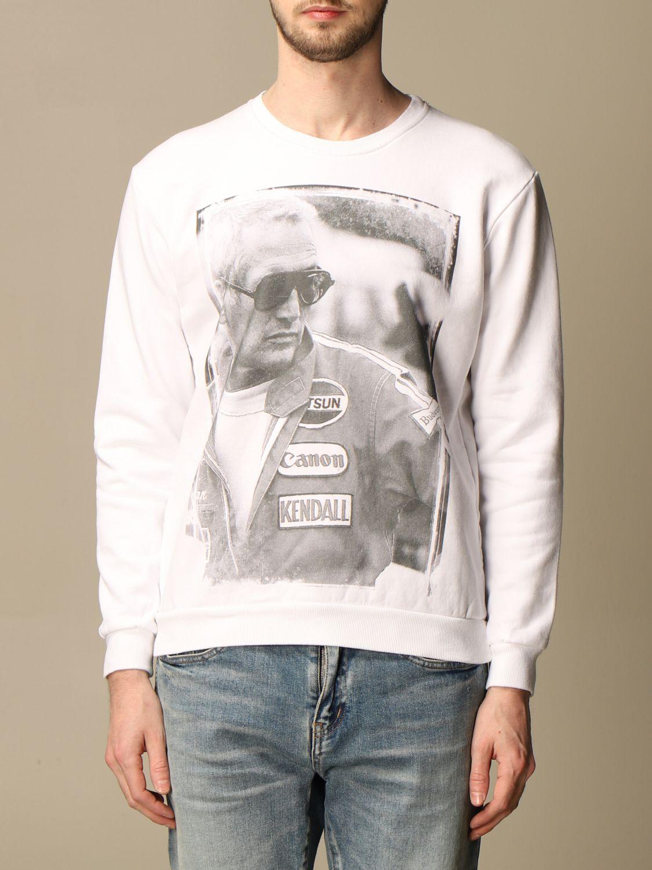 Sweatshirt 1921: Sweatshirt men 1921 white 1