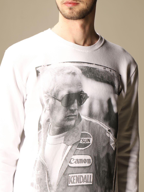 Sweatshirt 1921: Sweatshirt men 1921 white 3