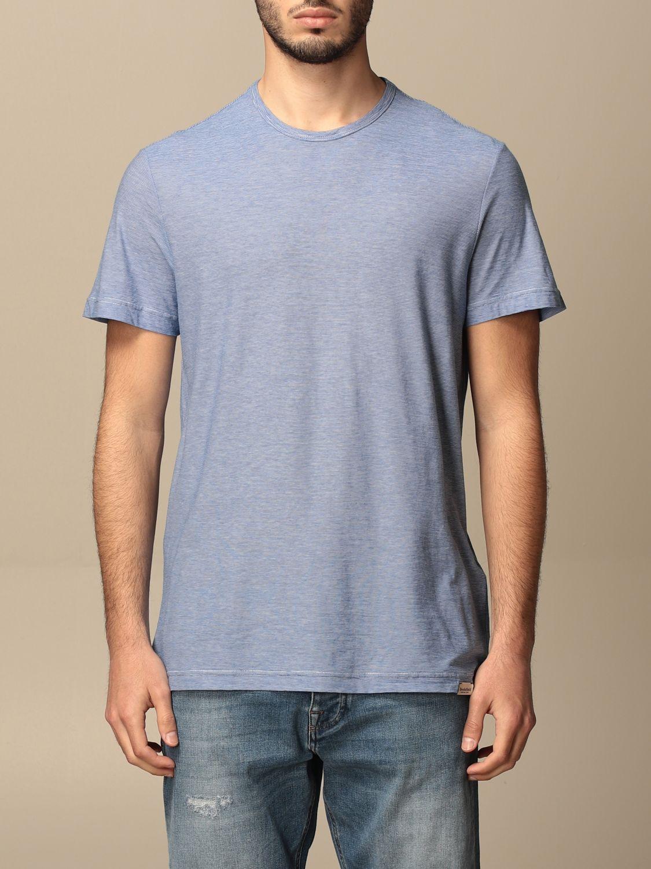 T-shirt Brooksfield: T-shirt men Brooksfield blue 1