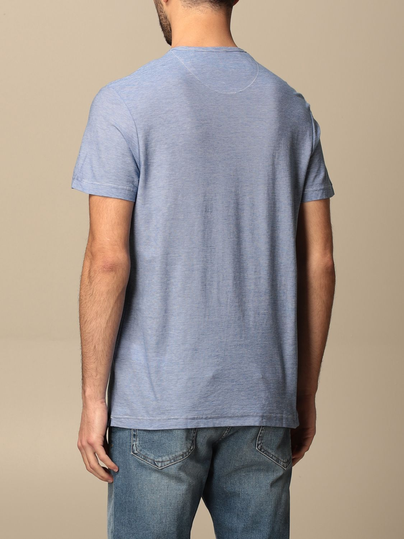 T-shirt Brooksfield: T-shirt men Brooksfield blue 2