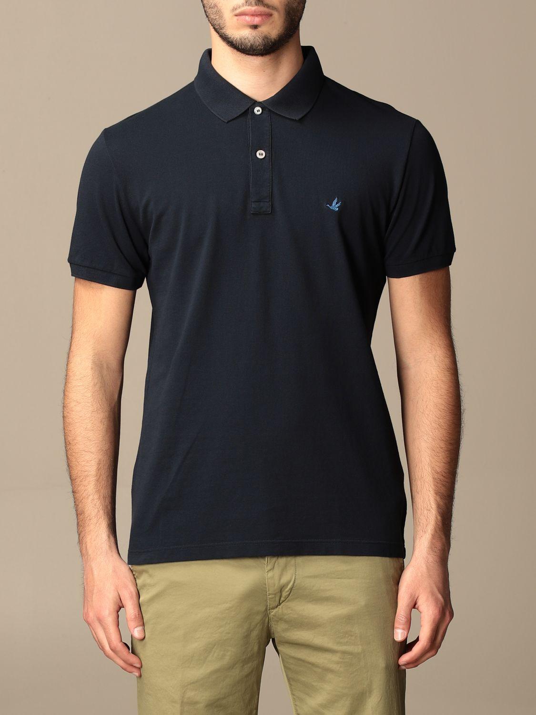 Polo shirt Brooksfield: Polo shirt men Brooksfield navy 1