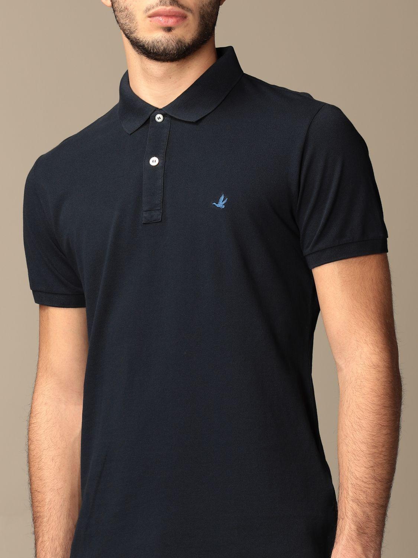 Polo shirt Brooksfield: Polo shirt men Brooksfield navy 3