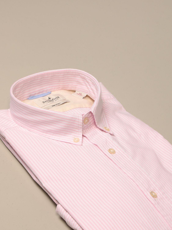 Shirt Brooksfield: Shirt men Brooksfield pink 2