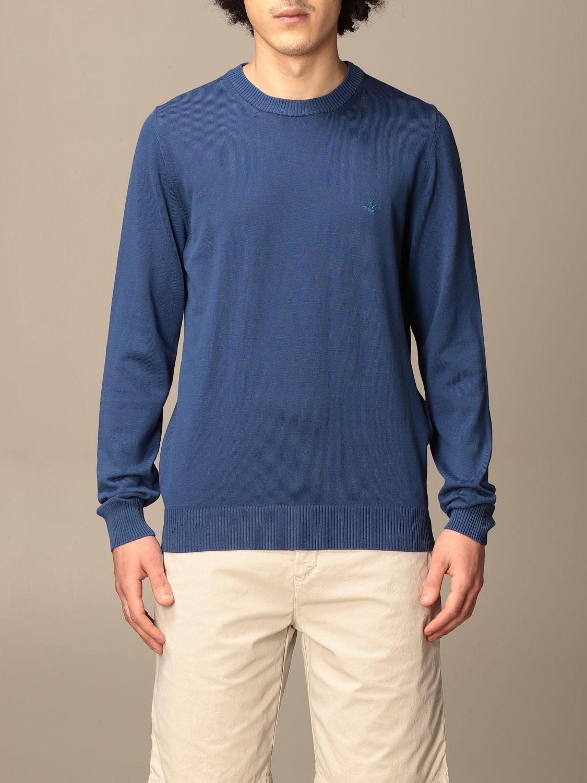 Jumper Brooksfield: Jumper men Brooksfield blue 1
