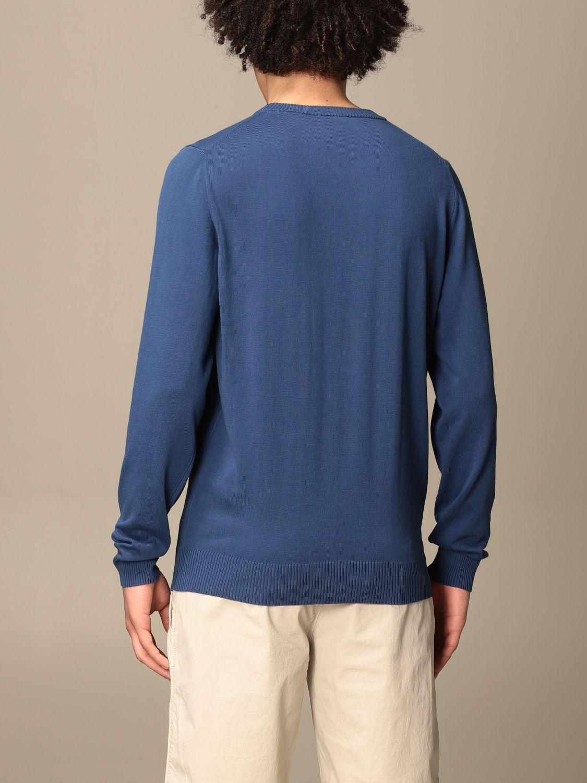 Jumper Brooksfield: Jumper men Brooksfield blue 3