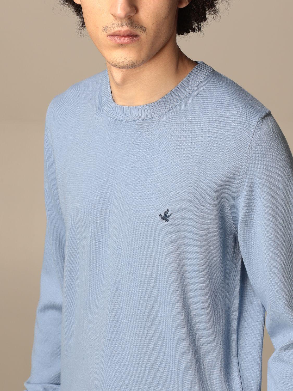 Jumper Brooksfield: Jumper men Brooksfield sky blue 4
