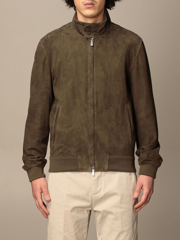Jacket Brooksfield: Jacket men Brooksfield green 1