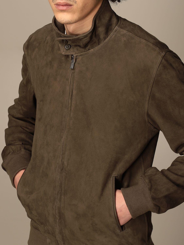 Jacket Brooksfield: Jacket men Brooksfield green 4
