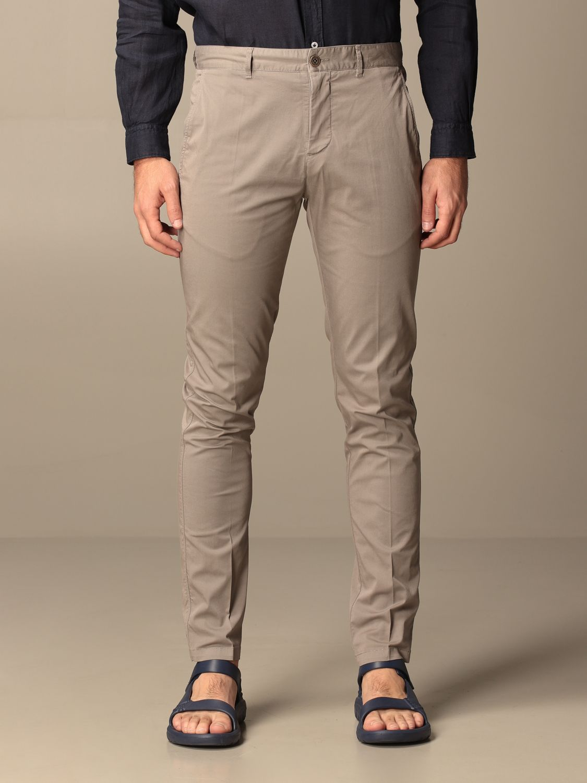 Pantalón Brooksfield: Pantalón hombre Brooksfield gris 1
