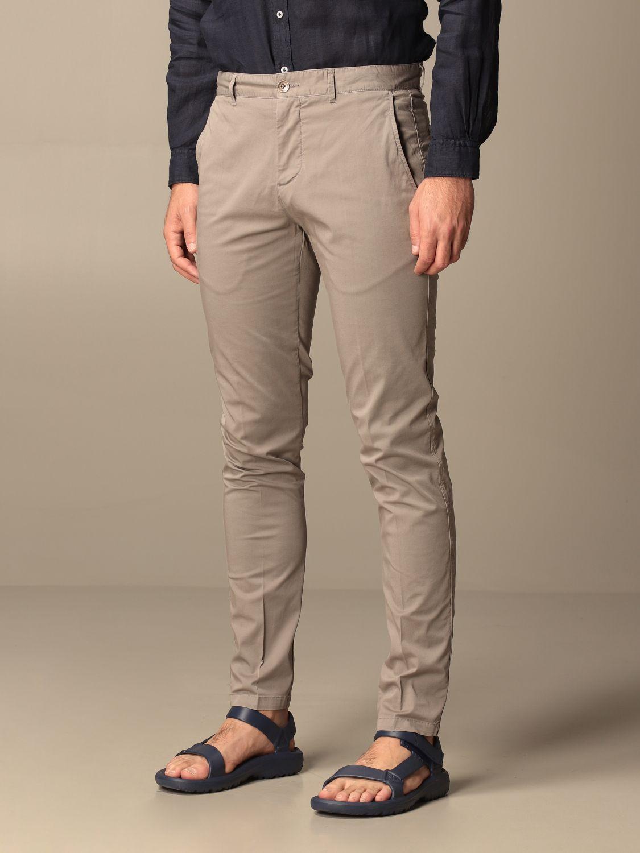 Pantalón Brooksfield: Pantalón hombre Brooksfield gris 3