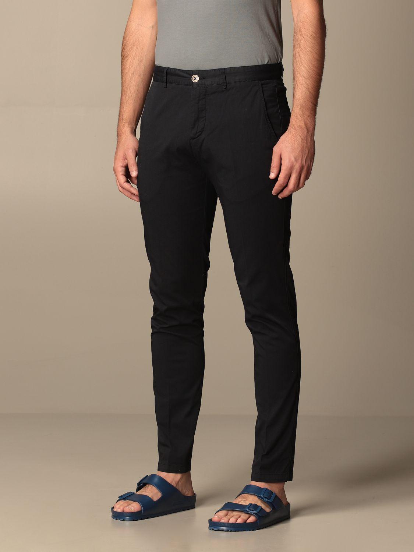 Pantalón Brooksfield: Pantalón hombre Brooksfield azul marino 3