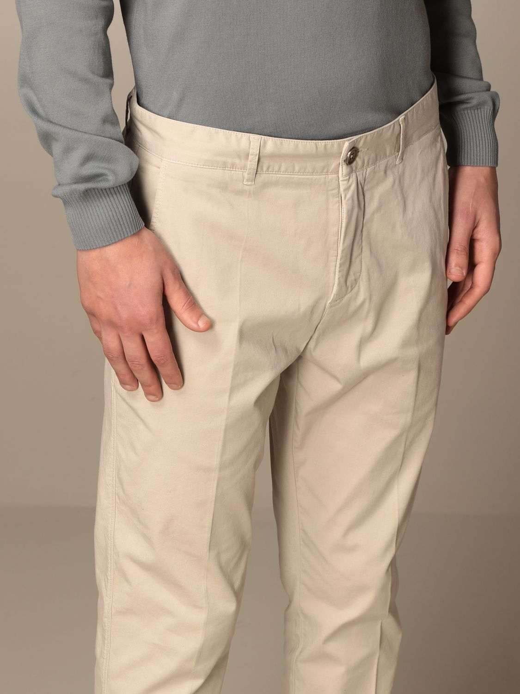 Pantalón Brooksfield: Pantalón hombre Brooksfield mástique 4