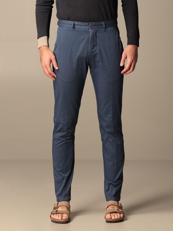 Trousers Brooksfield: Trousers men Brooksfield blue 1