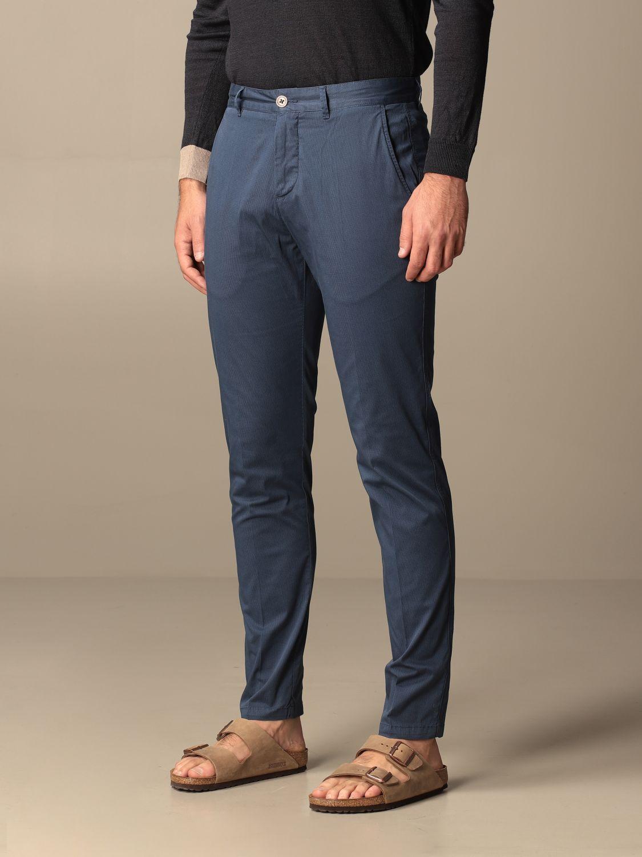 Trousers Brooksfield: Trousers men Brooksfield blue 3