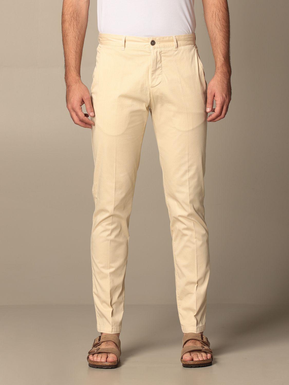 Pantalón Brooksfield: Pantalón hombre Brooksfield beige 1