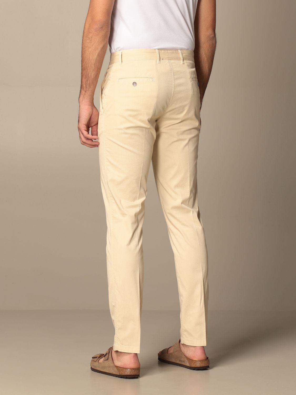 Pantalón Brooksfield: Pantalón hombre Brooksfield beige 2