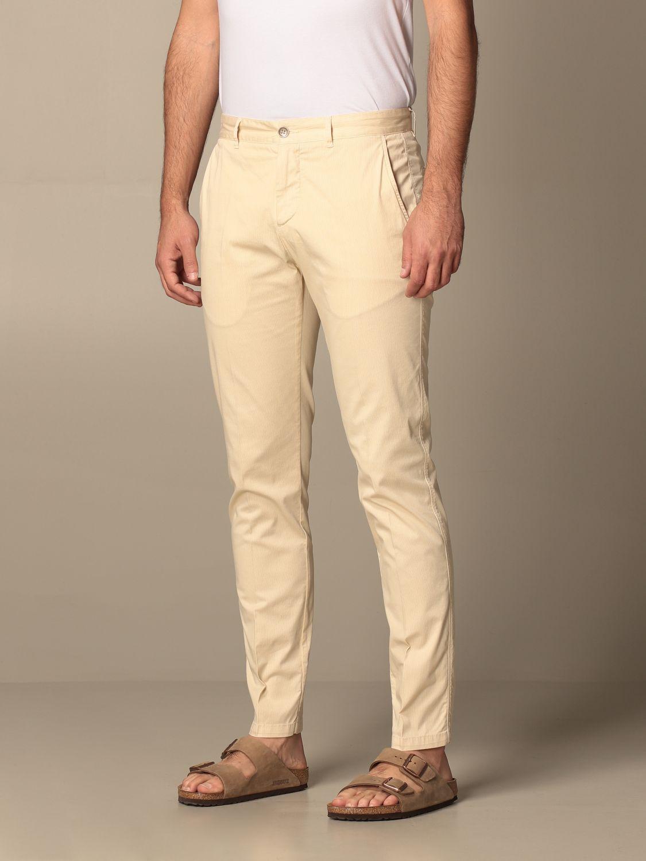Pantalón Brooksfield: Pantalón hombre Brooksfield beige 3