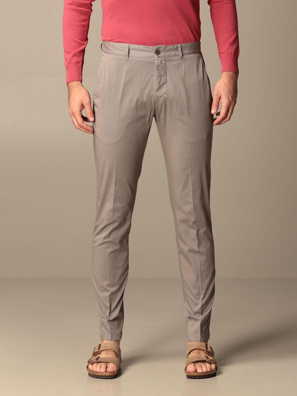 Pantalón Brooksfield: Pantalón hombre Brooksfield tórtola 1