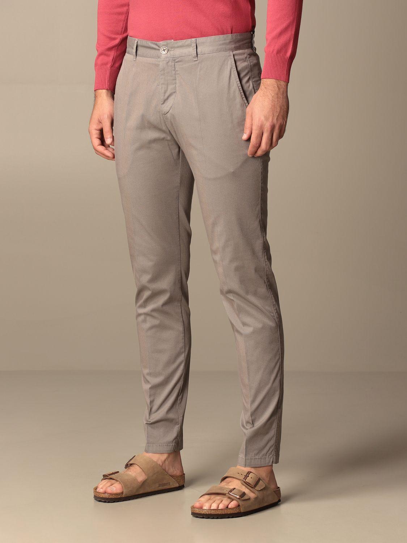 Pantalón Brooksfield: Pantalón hombre Brooksfield tórtola 3