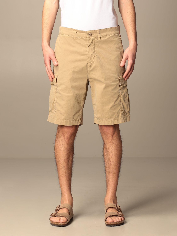 短裤 Brooksfield: 短裤 男士 Brooksfield 米色 1